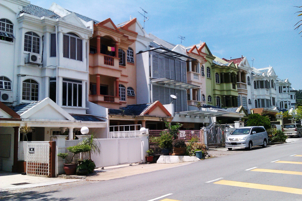 Bayan Hill Homes in Bandar Puchong Jaya