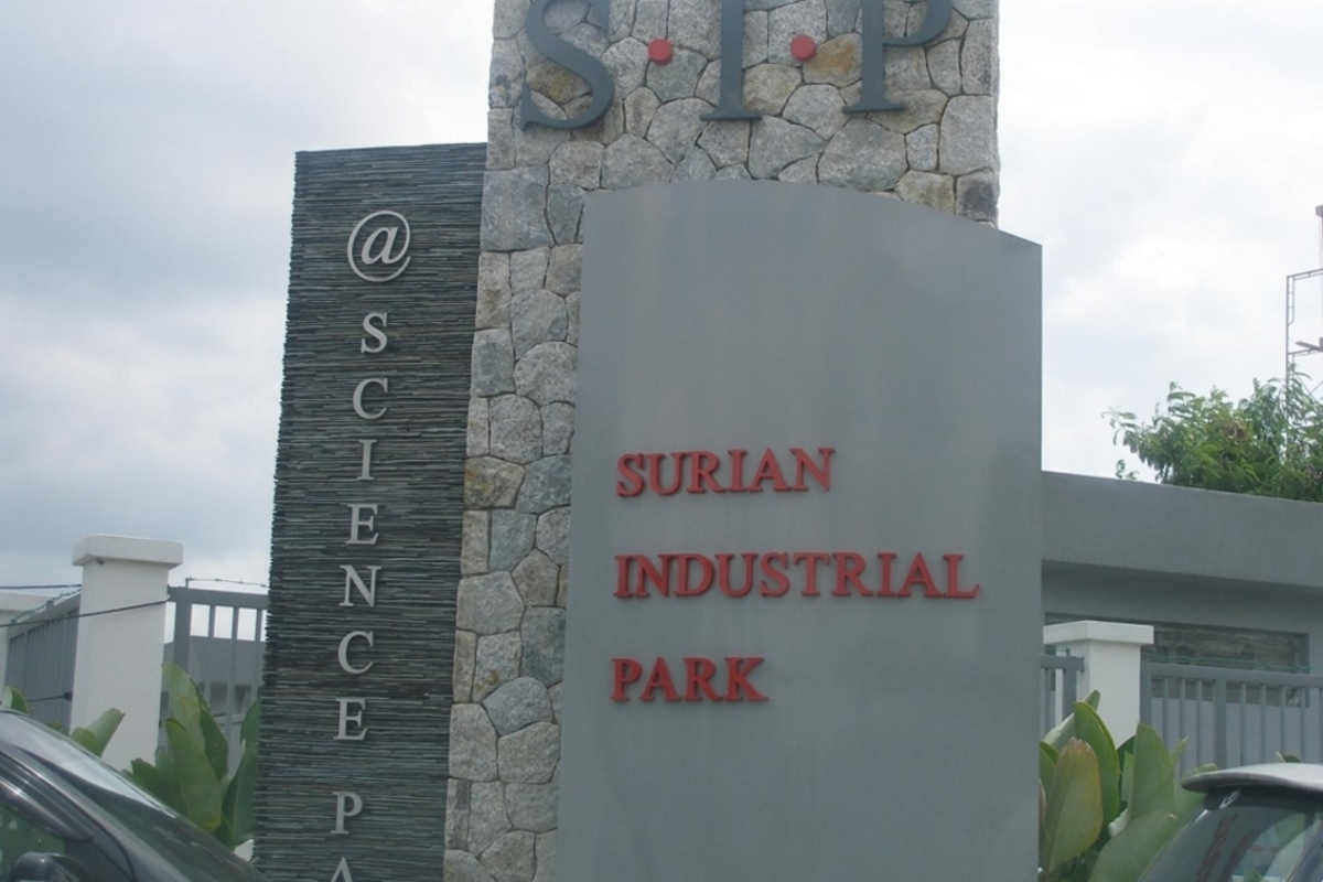 Surian Industrial Park Photo Gallery 1
