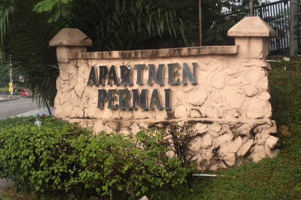 Permai Apartment in Damansara Damai