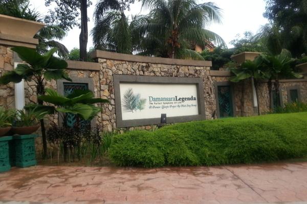Damansara Legenda in Tropicana