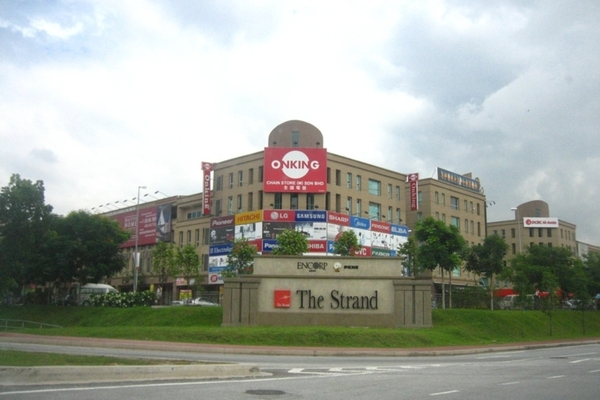 The Strand's cover picture