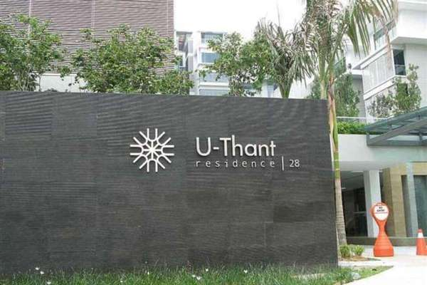 U-Thant Residence in Ampang Hilir