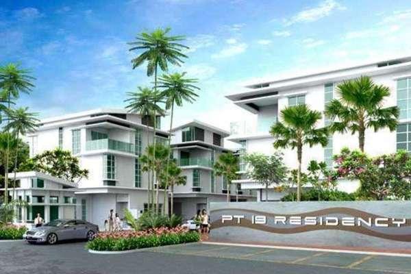 PT19 Residency in Puchong