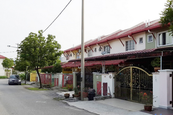 PU5 in Bandar Puchong Utama