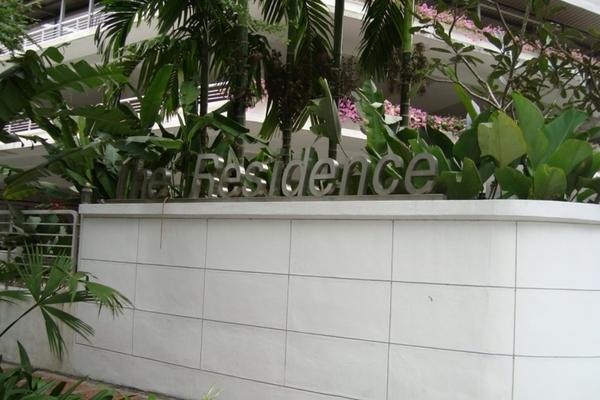 The Residence in TTDI
