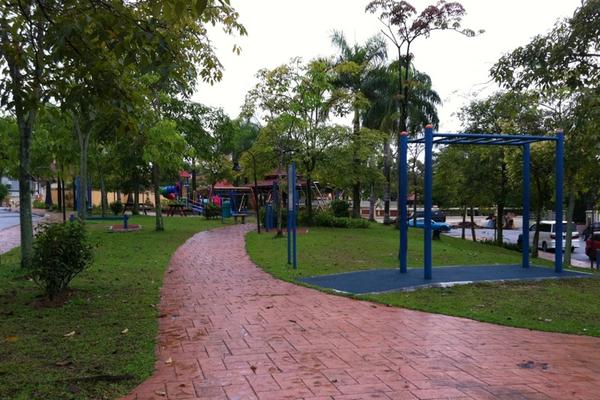 Villa Damansara in Kota Damansara
