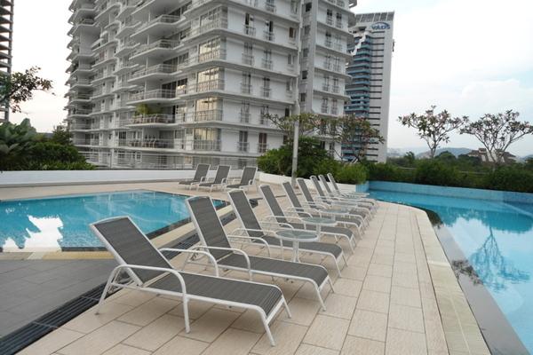 The Plaza Condominium in TTDI