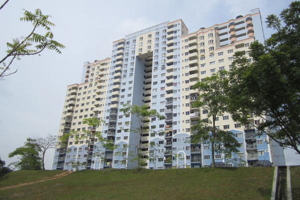 Taman Desaminium in Bandar Putra Permai