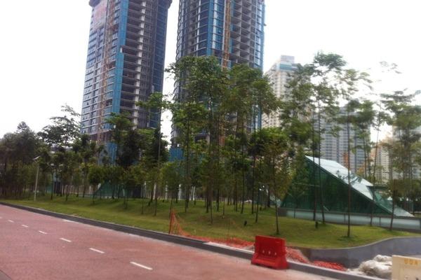 The Vertical in Bangsar South