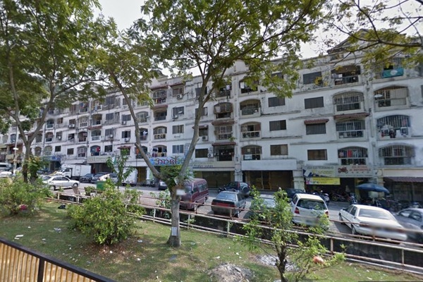 Impiana Apartment in Kepong