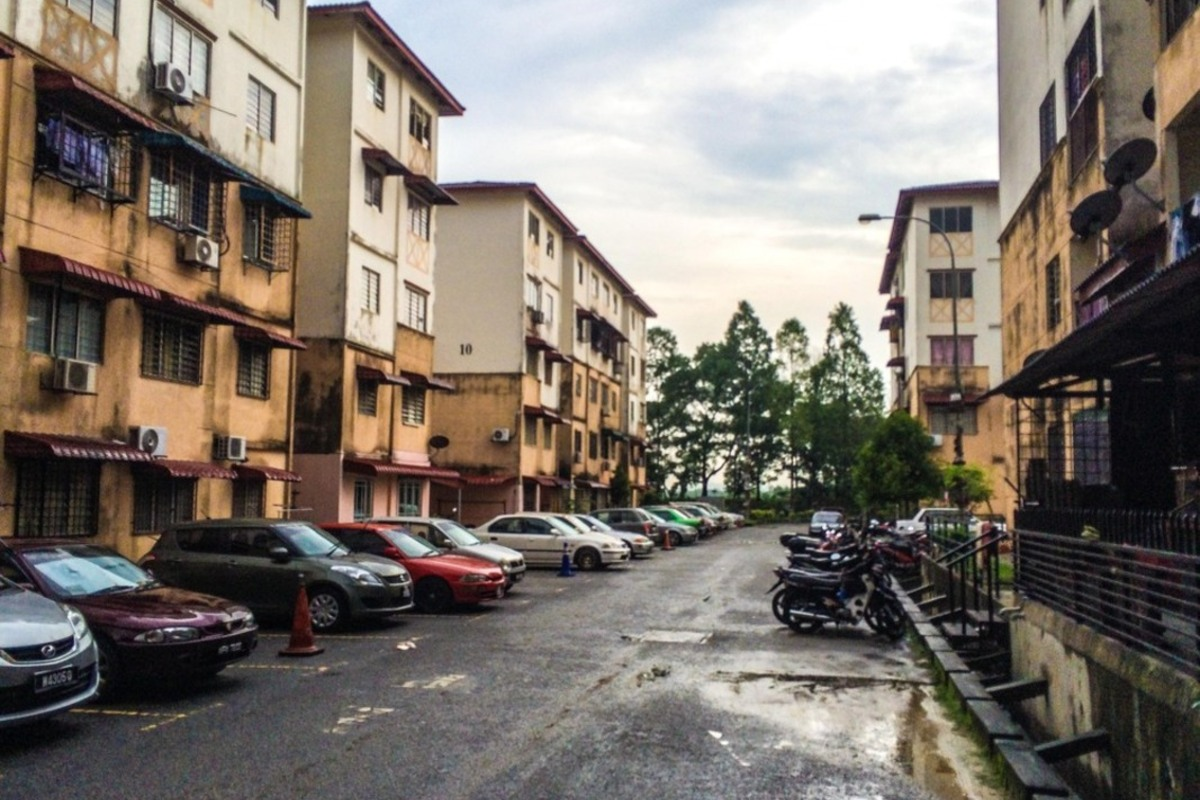 Sri Indah Apartment Photo Gallery 2