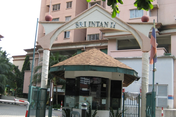 Sri Intan 2 in Jalan Ipoh