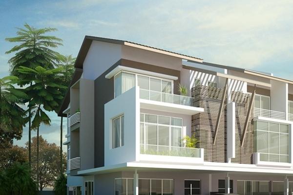 Perdana Residence 1 in Selayang