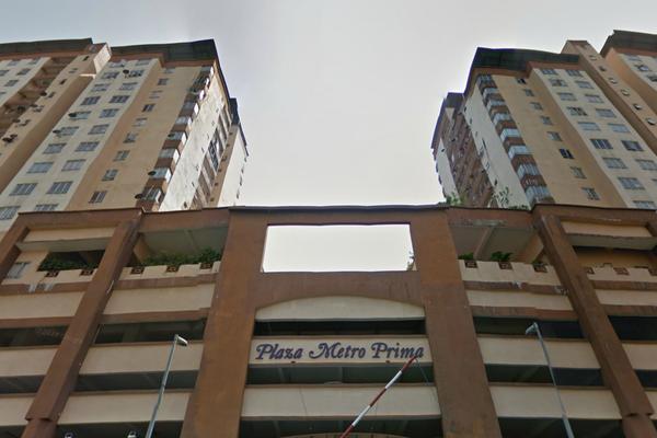 Plaza Metro Prima in Kepong