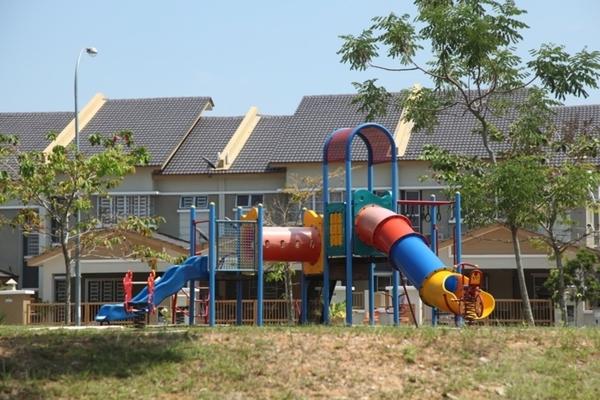 Garden City Homes in Seremban 2