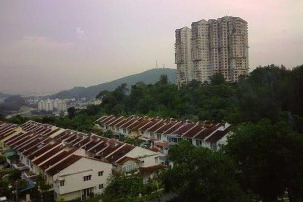 Taman Bukit Mulia in Bukit Antarabangsa
