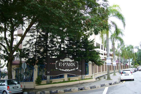 E-Park in Batu Uban