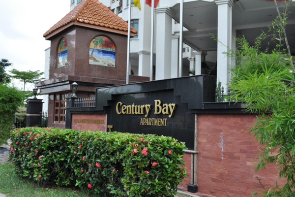 Century Bay's cover picture