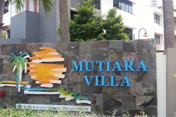 Mutiara Villa in Tanjung Tokong