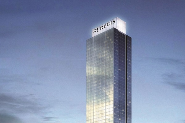 St Regis Residences's cover picture