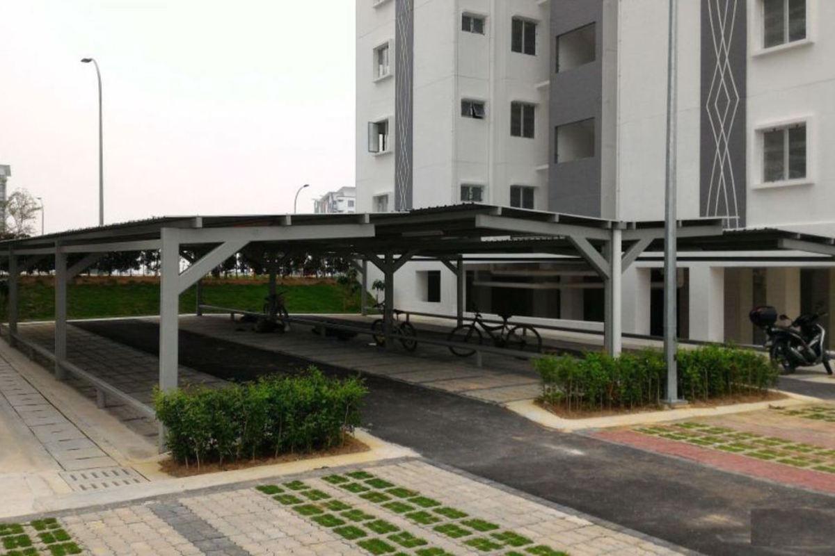 Seri Intan Apartment Photo Gallery 3