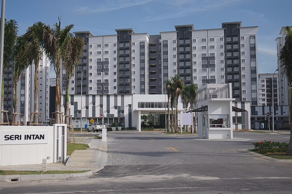 Seri Intan Apartment Photo Gallery 0