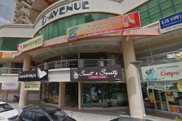 i-Avenue in Bukit Jambul