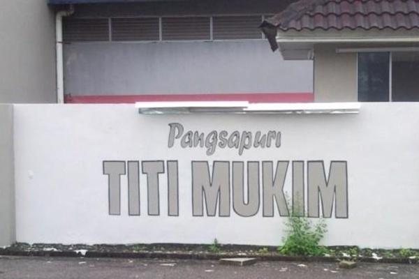 Titi Mukim Apartment in Penang