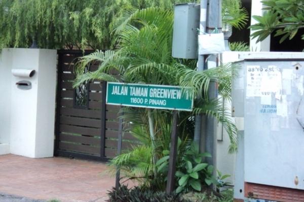 Taman Greenview in Green Lane