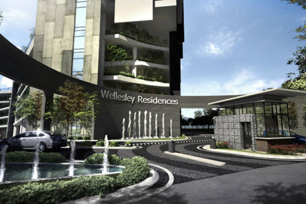 Wellesley Residences in Butterworth