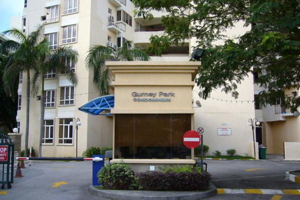 Gurney Park in Gurney Drive