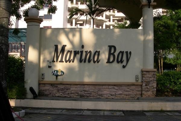 Marina Bay in Tanjung Tokong
