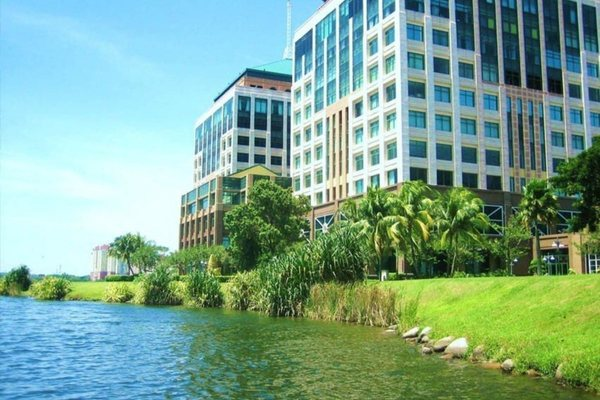 Mines Waterfront Business Park in Seri Kembangan