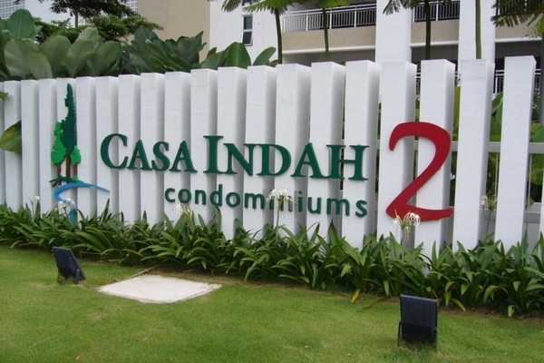 Casa Indah 2 in Tropicana