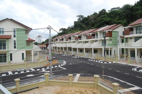 Taman Manggis Indah in Bukit Mertajam
