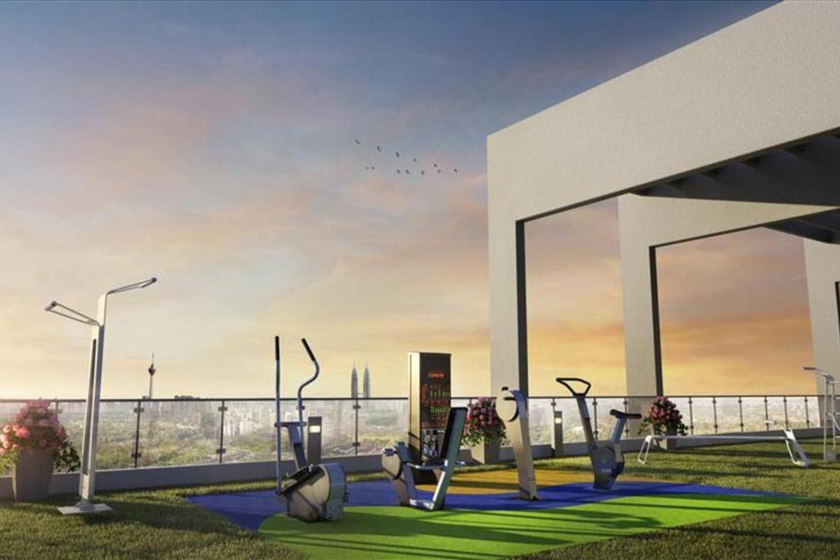 V Residence Suites @ Sunway Velocity Photo Gallery 0