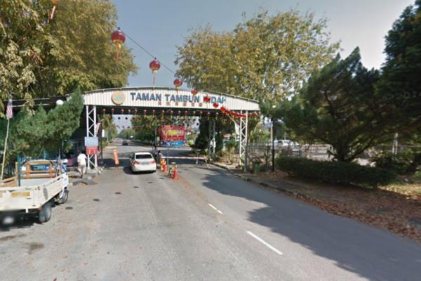 Taman Tambun Indah in Bukit Tambun