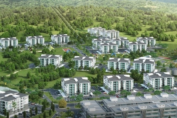 E Residence in Sabah