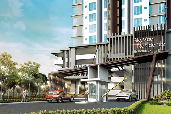 SkyVue Residence's cover picture