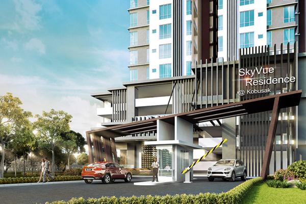 SkyVue Residence in Sabah