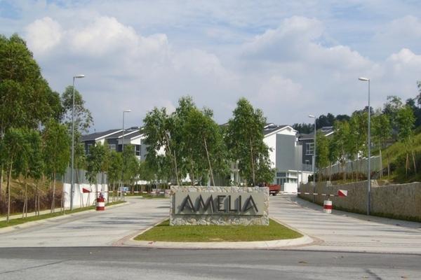 Amelia in Desa ParkCity