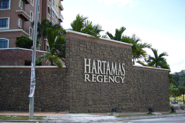 Hartamas Regency 1 in Dutamas