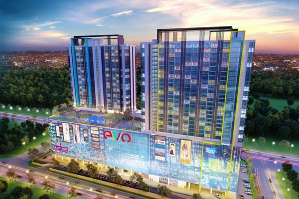 EVO Soho Suites in Bandar Baru Bangi
