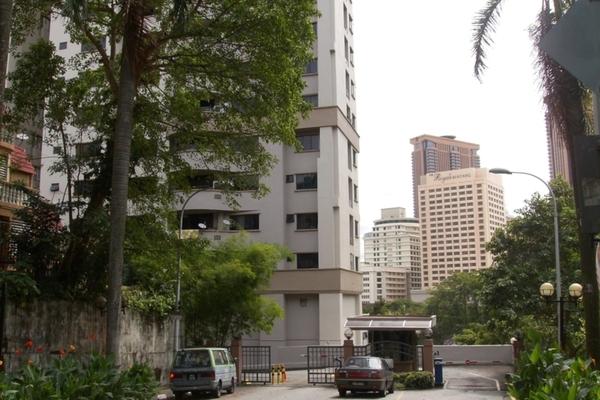 Angkasa Impian 1 in Bukit Ceylon