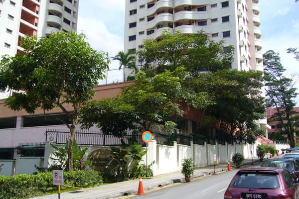 Angkasa Impian 2 in Bukit Ceylon