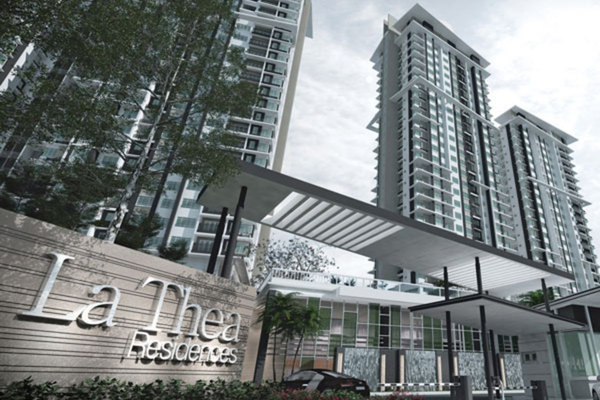 La Thea Residences's cover picture