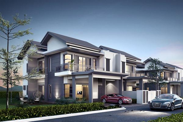 kepong property