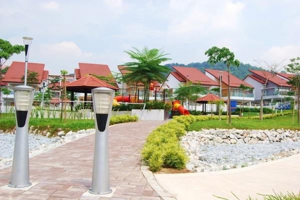 Mutiara Homes in Mutiara Damansara