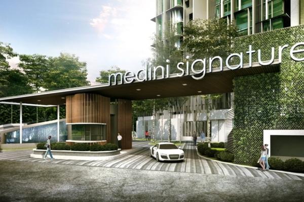 Medini Signature in Medini