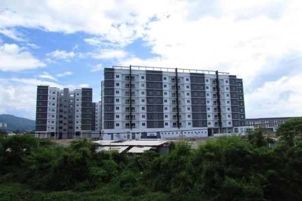 Kampus West City in Kampar